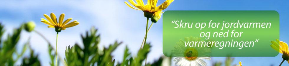 CNS-Energi - Din leverandør af den optimale jordvarme løsning