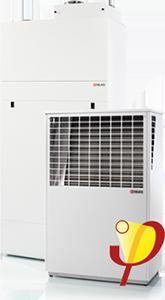 Nilan Compact P Air 9, Air condition